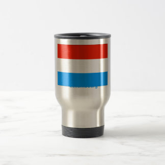 Flag of Luxembourg Mugs