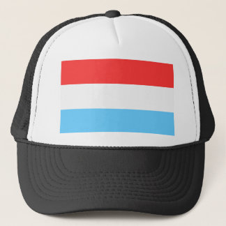 Flag of Luxembourg Trucker Hat