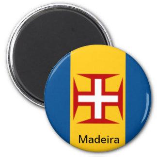 Flag of Madeira Magnet