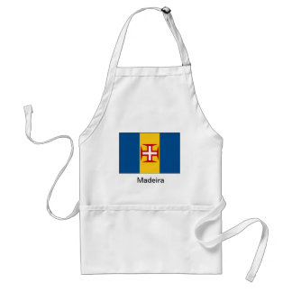 Flag of Madeira Standard Apron