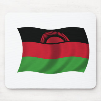 Flag of Malawi Mouse Mat
