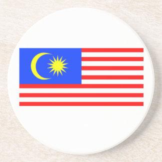 Flag of Malaysia Coaster