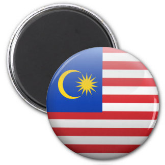 Flag of Malaysia Magnet