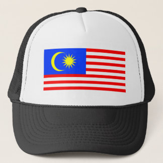 Flag of Malaysia Trucker Hat