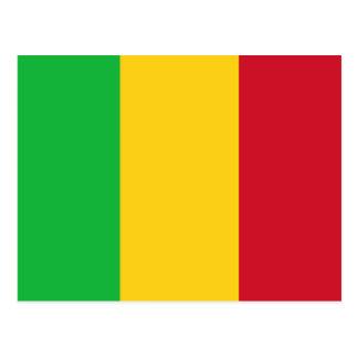 Flag of Mali Postcard