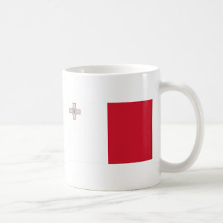 Flag of Malta Coffee Mug