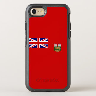Flag of Manitoba OtterBox iPhone Case