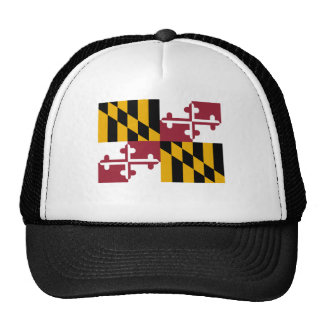 Flag of Maryland Hat