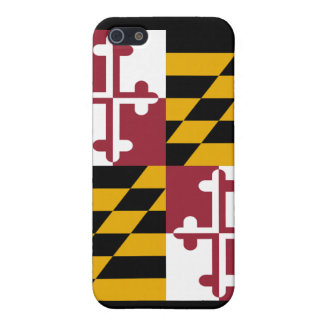 Flag of Maryland iPhone 5/5S Cases