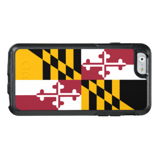 Flag of Maryland OtterBox iPhone Case