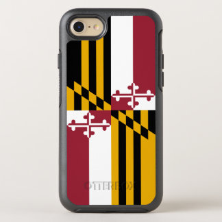 Flag of Maryland OtterBox iPhone Case
