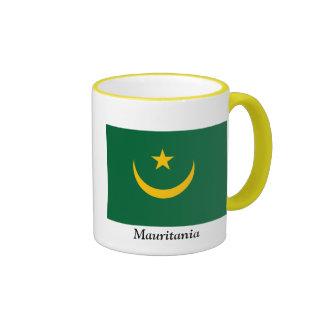 Flag of Mauritania Coffee Mug