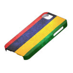 Flag of Mauritius iPhone 5 Covers