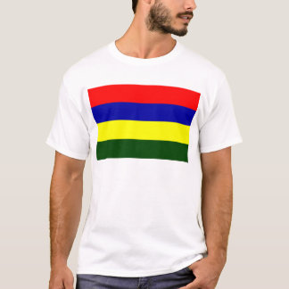 Flag of Mauritius T-Shirt