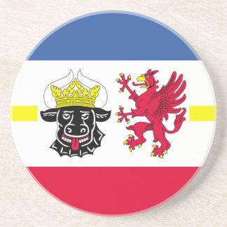 Flag_of_Mecklenburg-Western_Pomerania_ Coasters