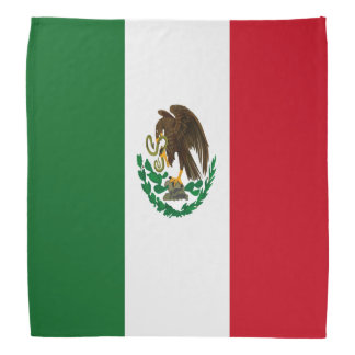 Flag of Mexico Bandanna