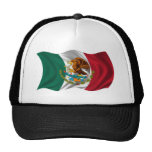 Flag of Mexico, Coat of Arms Cap