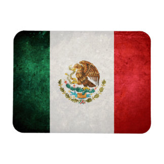 Flag of Mexico Rectangular Photo Magnet