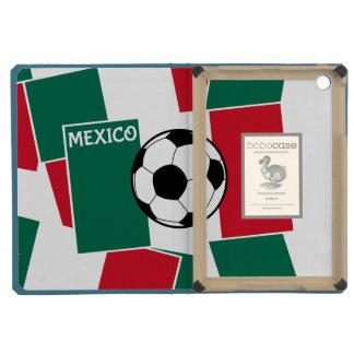 Flag of Mexico Football iPad Mini Cases