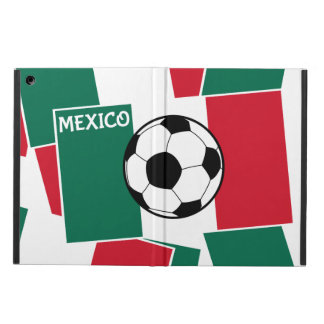 Flag of Mexico Football Cover For iPad Air