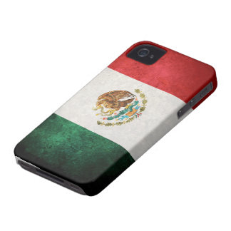 Flag of Mexico iPhone 4 Case-Mate Cases