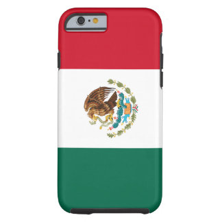 Flag of Mexico iPhone 6 case/  Tough iPhone 6 Case