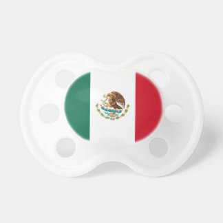 Flag of Mexico Pacifiers