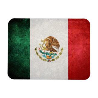 Flag of Mexico Rectangular Photo Magnet