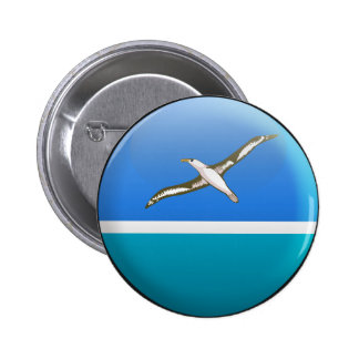 Flag of Midway Islands Buttons