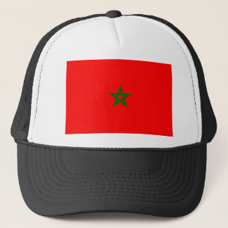 Flag of Morocco Trucker Hat