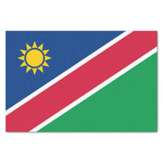 Flag of Namibia Tissue Paper