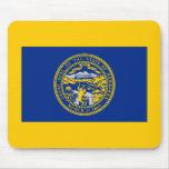 Flag of Nebraska Mouse Pad