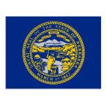 Flag of Nebraska Postcards