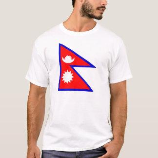 Flag of Nepal T-Shirt