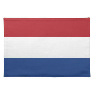 Flag of Netherlands Placemat