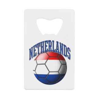 Flag of Netherlands Soccer Ball