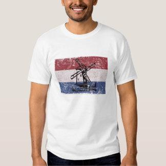 Flag of Netherlands   Vlag van Nederland T Shirts
