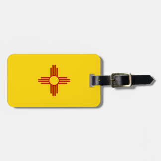 Flag of New Mexico Luggage Tag