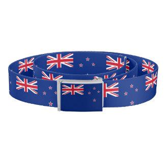 Flag of New Zealand Belt