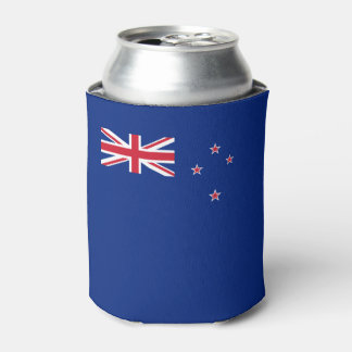 Flag of New Zealand Can Cooler