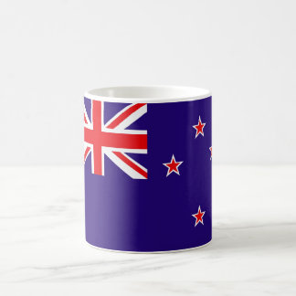 Flag of New Zealand Coffee Mug