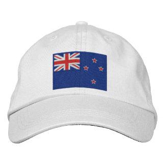 Flag of New Zealand Baseball Cap