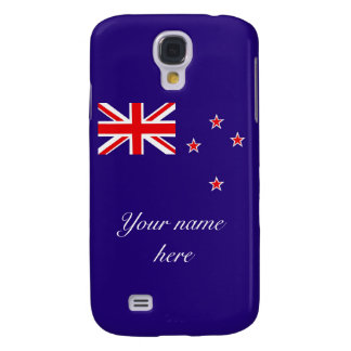 Flag of New Zealand Galaxy S4 Case