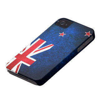 Flag of New Zealand iPhone 4 Case-Mate Case