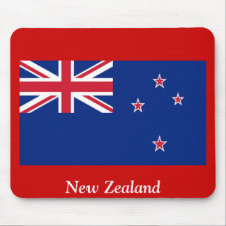 Flag of New Zealand Mouse Mat