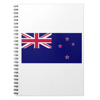 Flag of New Zealand Notebook