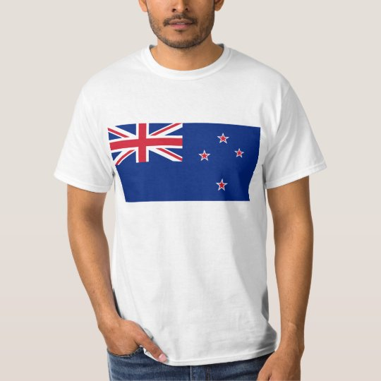 Flag of New Zealand T Shirt
