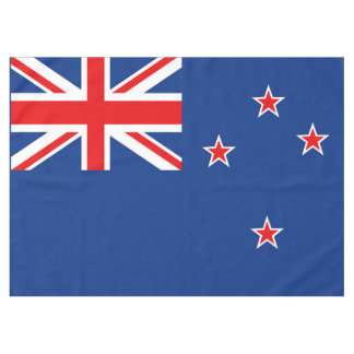 Flag of New Zealand Tablecloth