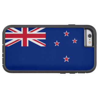 Flag of New Zealand Tough Xtreme iPhone 6 Case