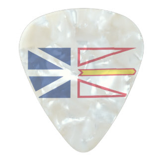 Flag of Newfoundland and Labrador Guitar Picks